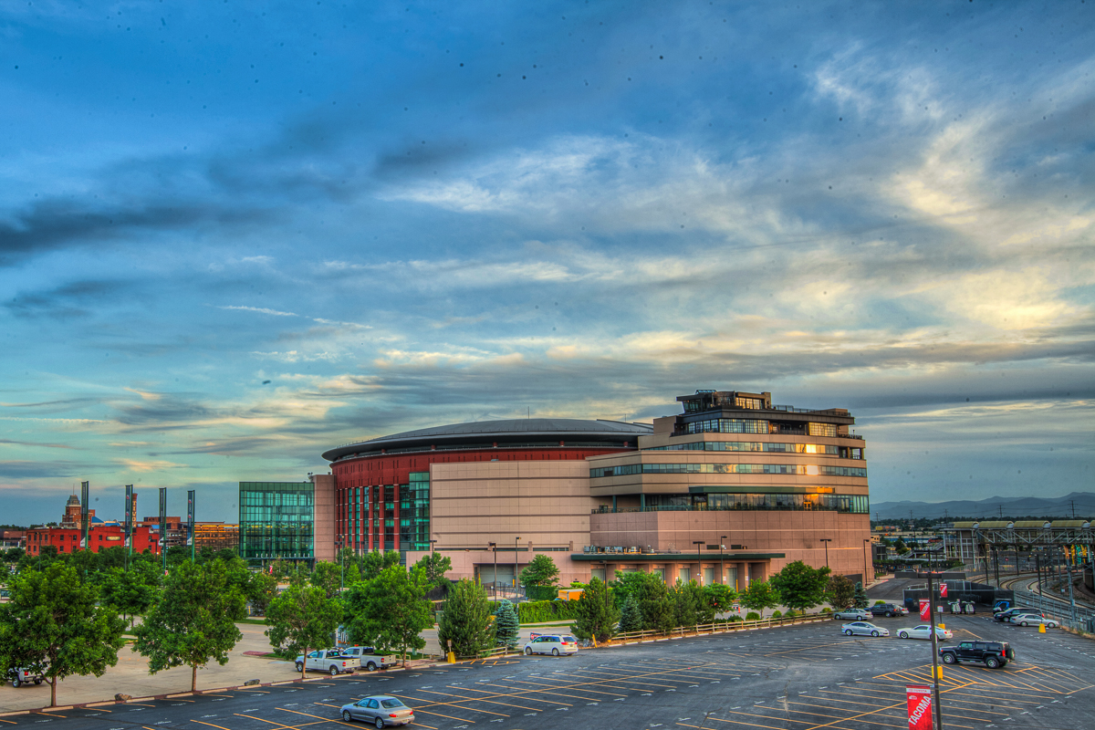Pepsi Center: J.Mimna Photography