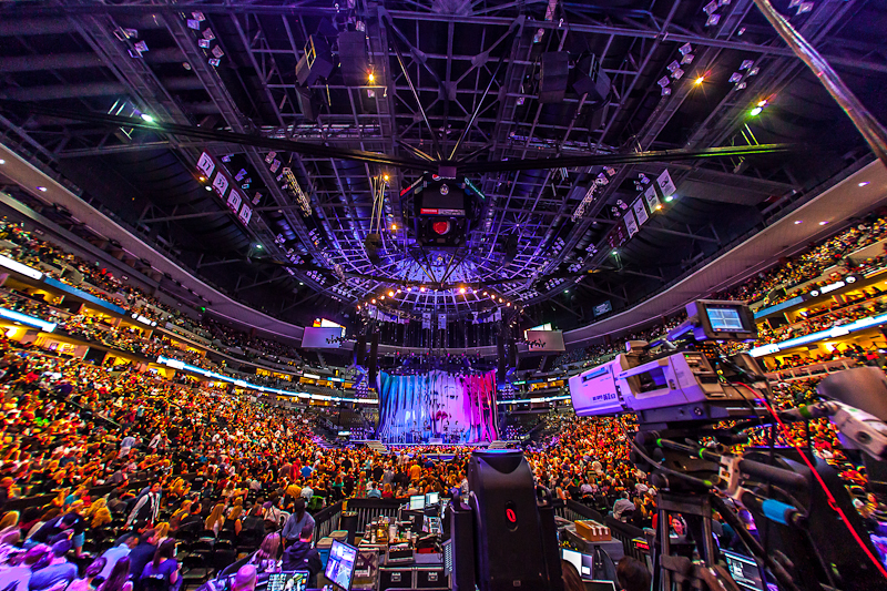 Pepsi Center J Mimna Photography